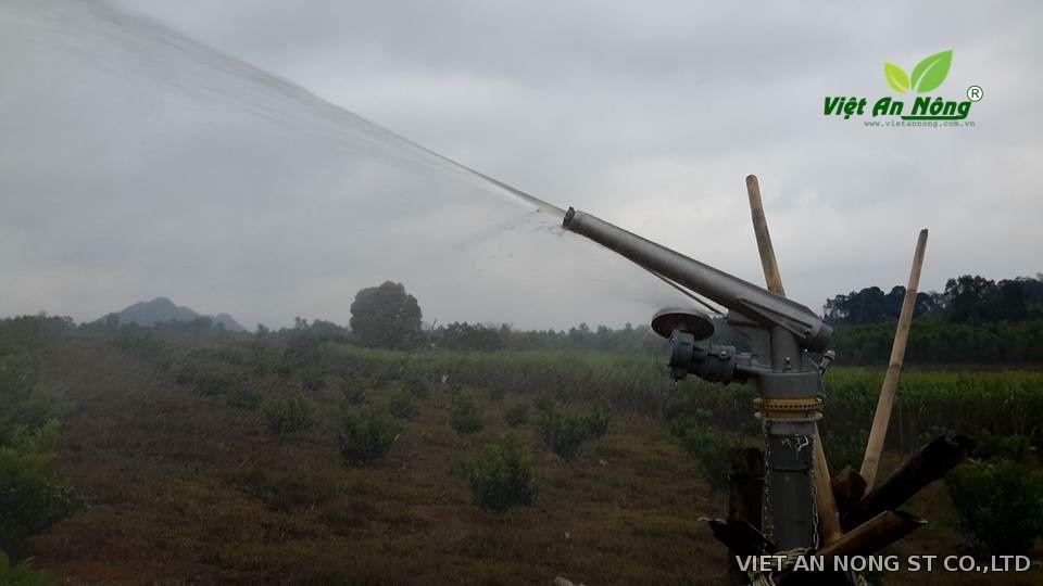 """Súng tưới cây bán kính lớn Nodolini - S45 2"""" (60mm)"""