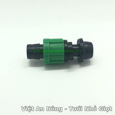 Khởi thủy dây nhỏ giọt dẹp 16mm có roan cao su viet an nong