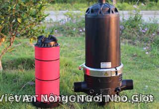 bộ lọc đĩa phi 90mm Ấn Độ Việt An Nông