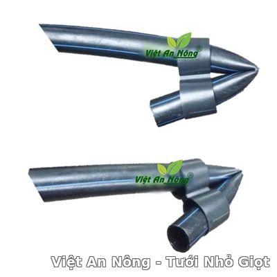 Nút bịt ống ldpe 16mm kiểu vòng số 8