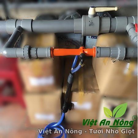 Bộ super venturi hai đầu hút AQ115DS - Automat Vietanong