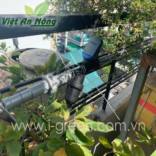 Bộ lọc lưới inox 27mm cho tưới cảnh quan Krain - Mỹ 9