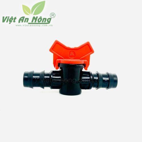 Van khoá ống LDPE phi 20mm cao cấp Automat 3