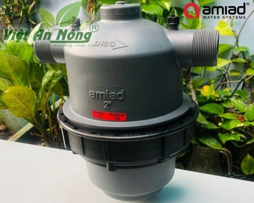 Amiad disc filter Tagline 60mm 2 inch with clamp made in Israel