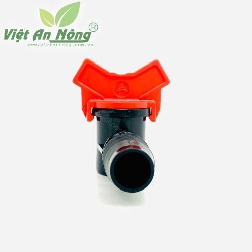 Van khoá ống LDPE phi 20mm cao cấp Automat 2
