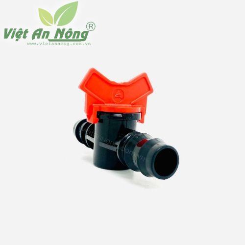 Van khoá ống LDPE phi 20mm cao cấp Automat 1