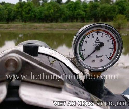 Đồng hồ đo áp thường HT305 Việt An Nông