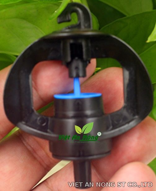 Béc tưới cây tỏa tròn kiểu bướm VAN 250L