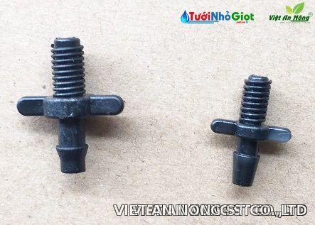 Khớp nối ren dùng cho ống PE 5mm