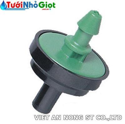 Vòi nhỏ giọt bù áp tự làm sạch VAN12L